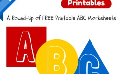Free ABC Printables