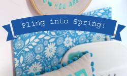 Spring with Hallmark