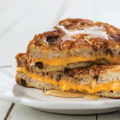 cheesey french toast