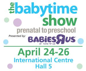 BabyTimeShow Ticket Giveaway