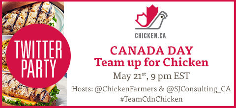 Canadian Chicken Contest​