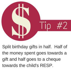 Saving Tips for an RESP