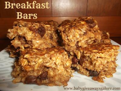 Breakfast Bars