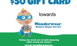 Wonderwear Cloth Diaper Service GTA