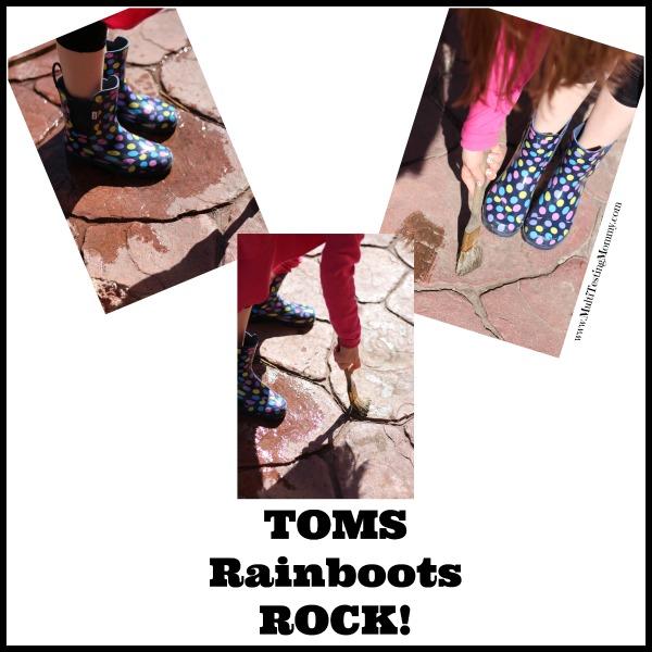 Toms Rainboots