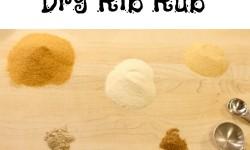 Dry Rib Rub