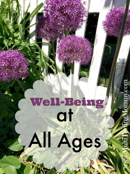 Well Being At all Ages