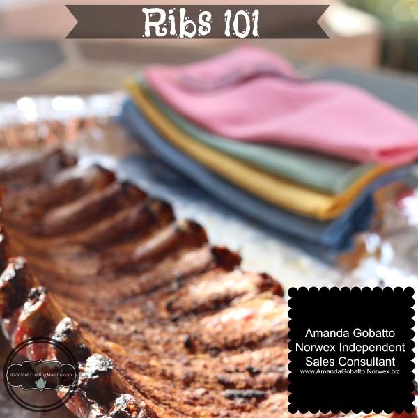 BBQ Dry Rub Ribs