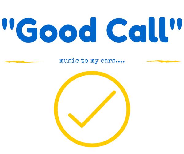 Good Call