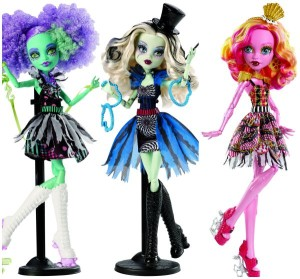 Back to School Nerves with Monster HIgh