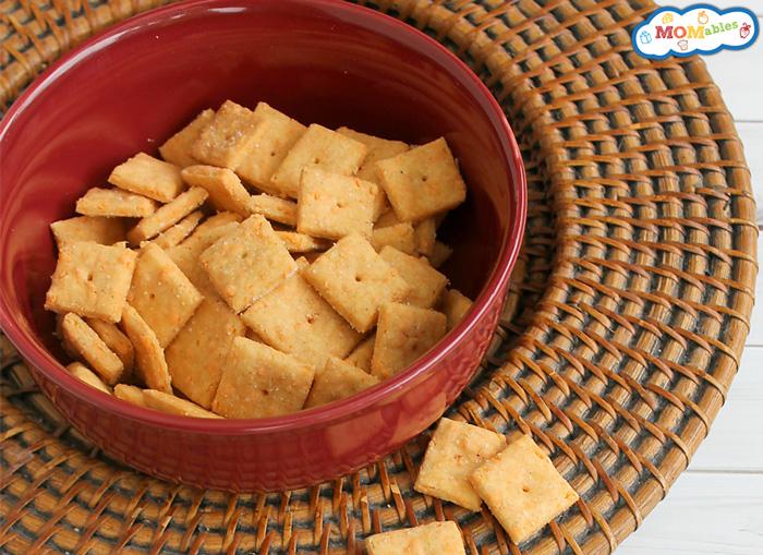Healthy Homemade School Snacks