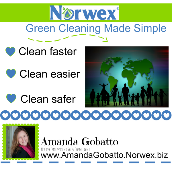 Green Cleaning with Norwex