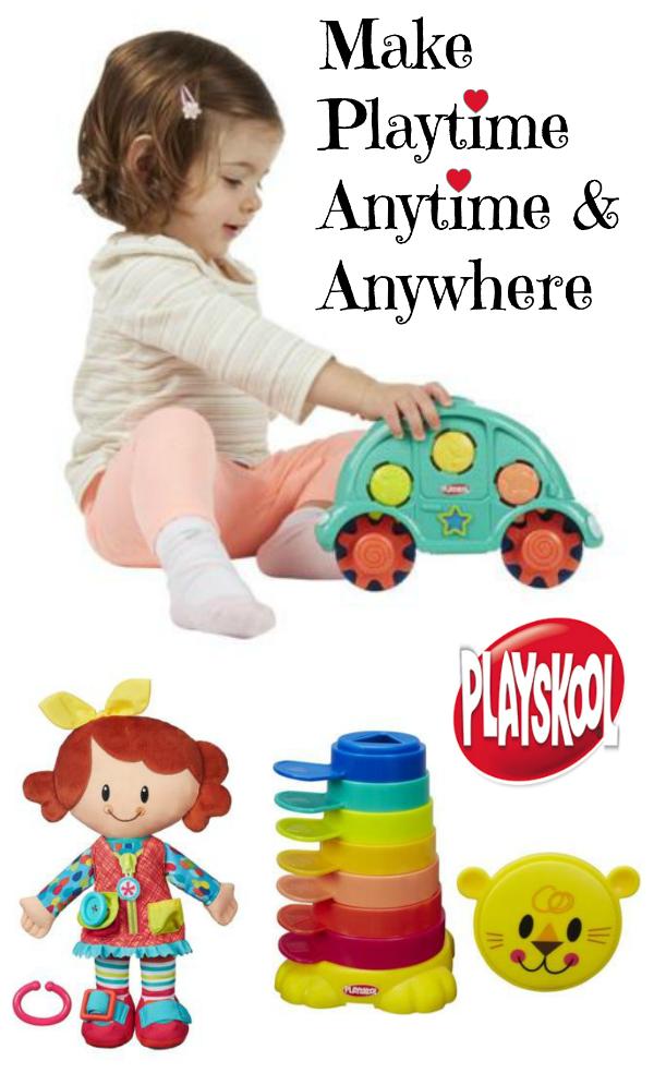 Playtime Anytime Anywhere