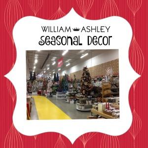 William Ashley Warehouse Sale
