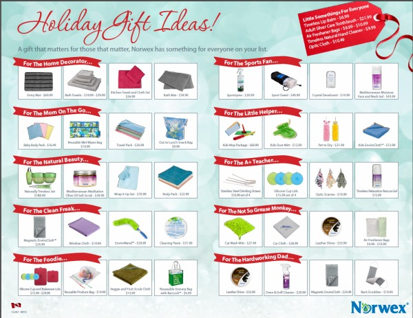 Green Holiday Gift Ideas