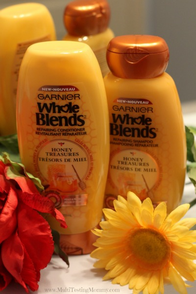 Whole Blends Repairing Shampoo and Conditioner