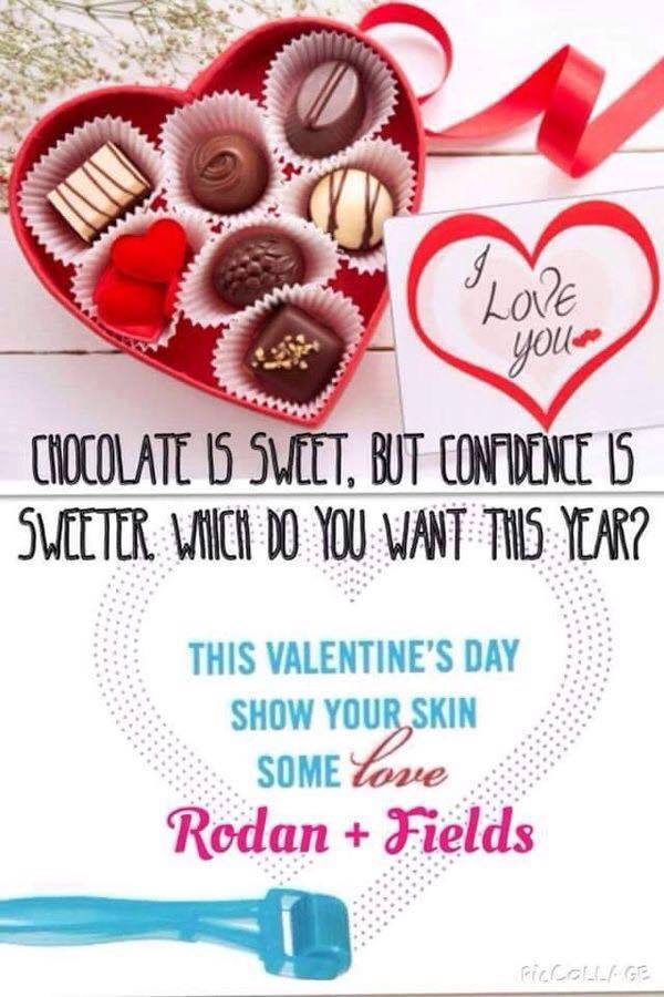 Valentine Gift Idea Rodan and Fields
