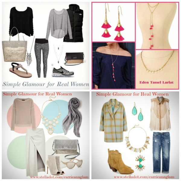 Valentine Stella and Dot Jewelry