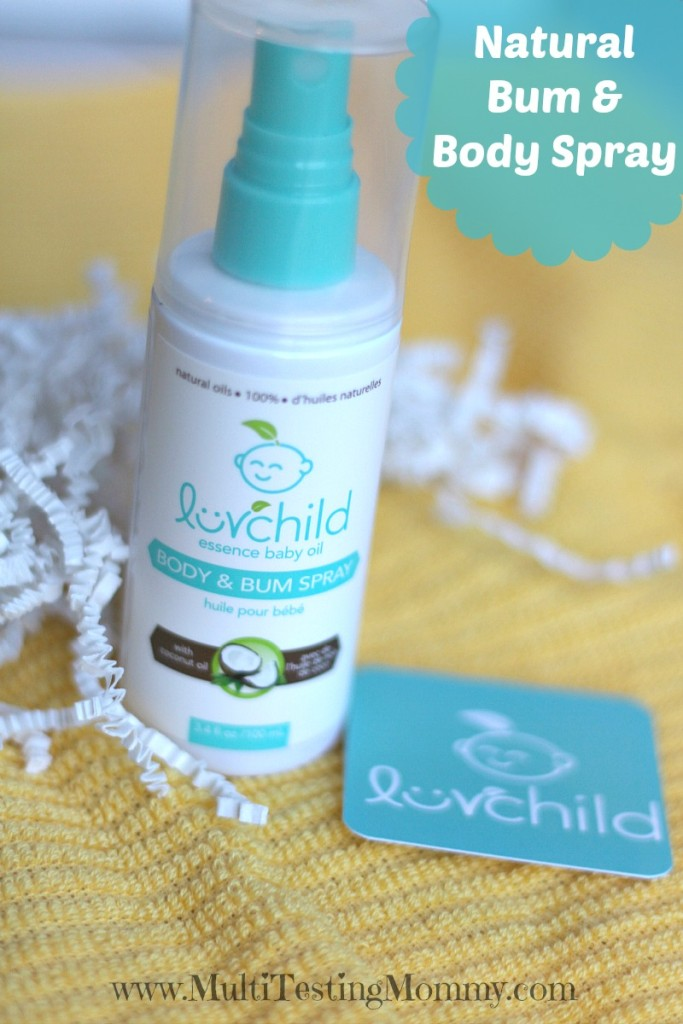 Natural Body and Bum Spray by luvchild