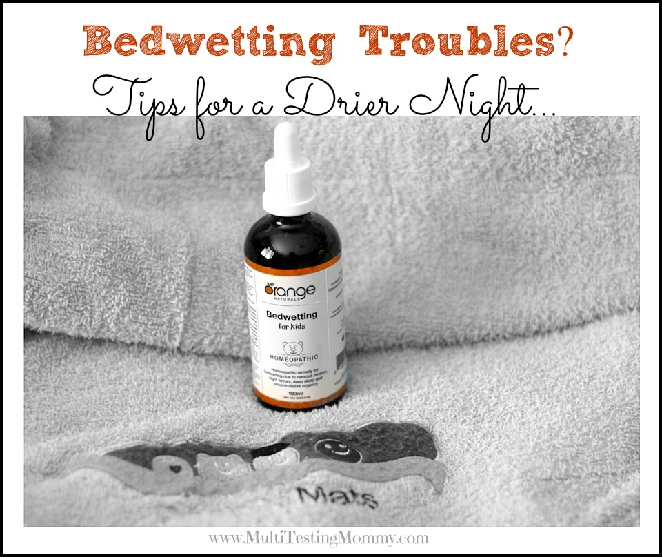 Bedwetting Troubles
