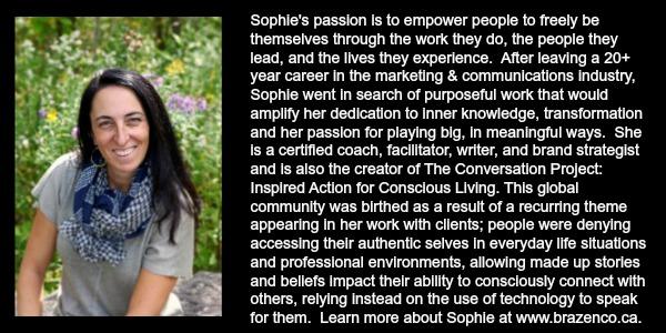 Sophie Turner BrazenCo