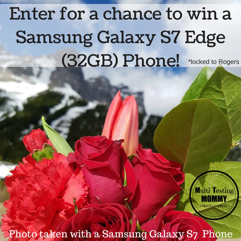 Samsung Galaxy S7 Edge Giveaway