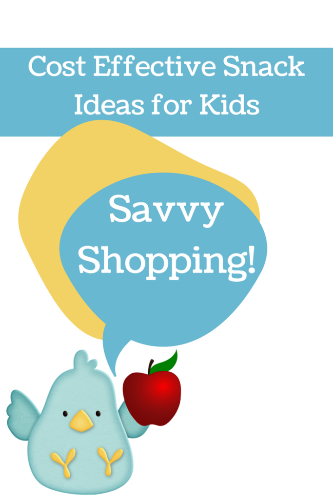 cost effective snack ideas for kids