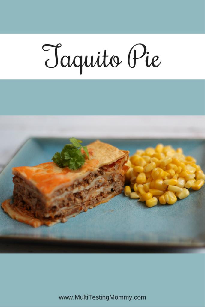 Taquito Pie