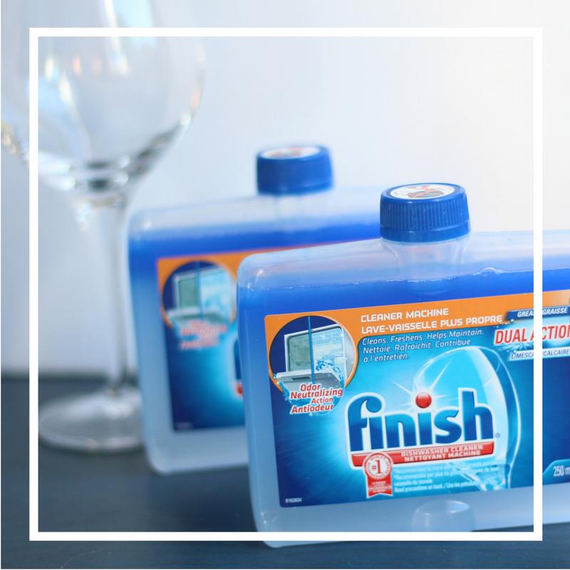 de-stink your dishwasher