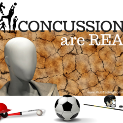Concussions are Serious