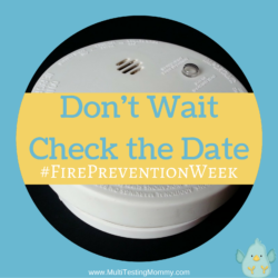 smoke detectors and carbon monoxide alarms