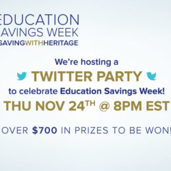 Educations Savings Week