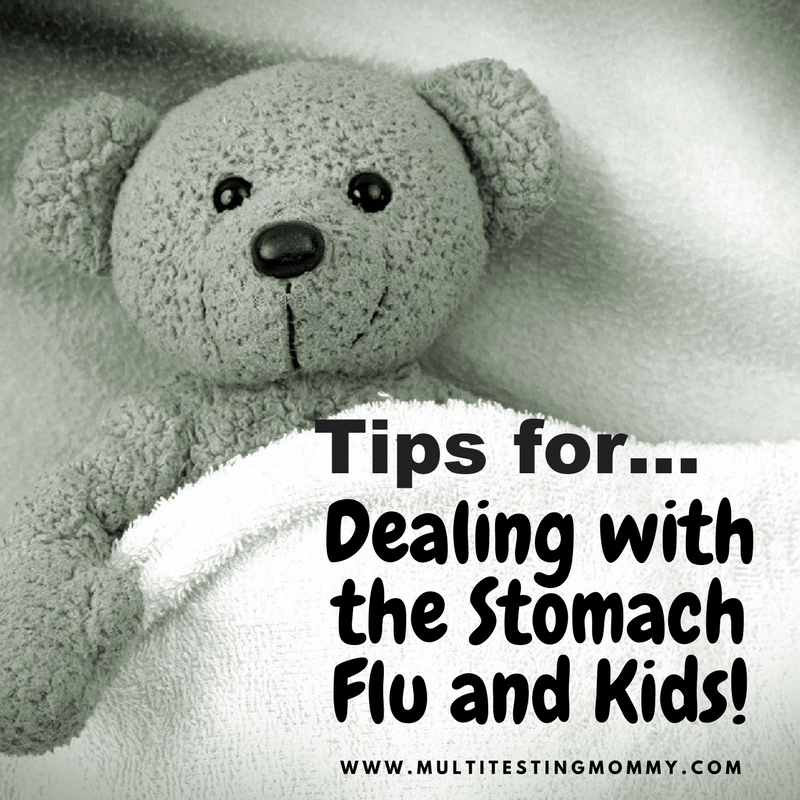 stomach flu and kids