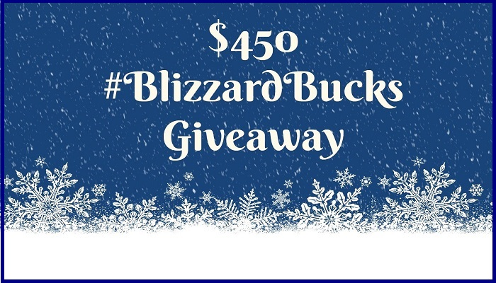 Blizzard Bucks Cash Prize Giveaway