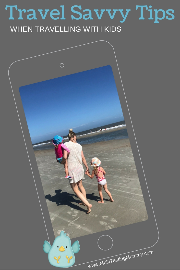 travel savvy with kids