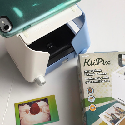 KiiPix photo printer