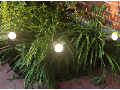 Lily Outdoor Spot Lights from Philips Hue